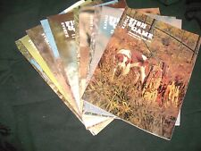 Vintage Kansas Fish & Game 1979/1980 Issues