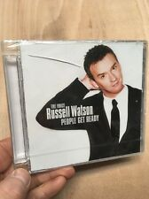 The Voice Russell Watson:People Get Ready CD 2008 New+Sealed Soul Man Mrs Jones