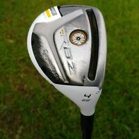 TaylorMade RBZ Stage 2 4 Hybrid Rescue 22 Degree Regular Flex RocketFuel 65!