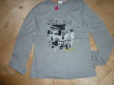WI 13/14 -pampolina Fashion SEMANA Camisa, gris Talla:152-164