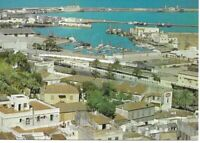 MOROCCO - The Harbour - Tangier - Real Photo Postcard (800)