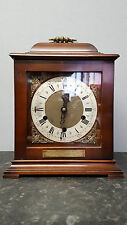 Vintage Wooden Westminster Chiming Bracket Clock