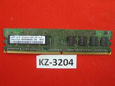 1gb samsung ddr2 ram 667mhz pc2-5300u DIMM 240-pol cl5 m378t2863qzs-ce6#kz-3204