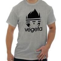 Vegeta Funny Gift Cool Dragon Goku Ball Z Saiyan Sports Gym Classic T Shirt Tee