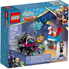 DC Super Hero Girls: Lashina Tank #41233- Building Set by LEGO