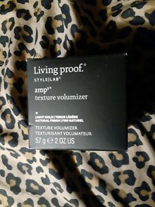 Living Proof Style Lab Amp2 Texture Volumizer 2oz/57g. FS.  Free shipping & gift