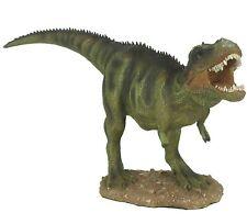 "Tyrannosaurus T. Rex Dinosaur Resin Figurine Miniature Statue 12""L New"