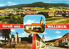 AK, Waldeck Opf., vier Abb., 1984