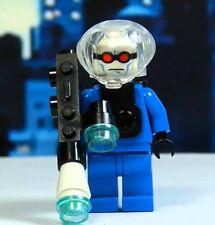 LEGO 2006 Batman MR. FREEZE Villain Minifig Minifigure Figure Ice Gun 7783 7784