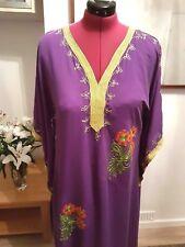Caftano Marocchina Takchita/1 pezzi Abito rosa malva