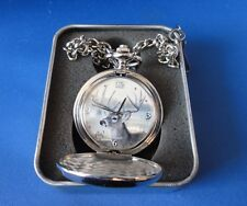 AVON Signed: AL Agnew Pocket Watch with Fob
