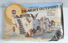 AIRFIX DESERT OUTPOST 1:32 SCALE MILITARY SERIES  SEALED