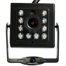 2MP 1080p USB IR LED Nightvision Spy Hidden Mini Box Security Camera 3.6mm Lens