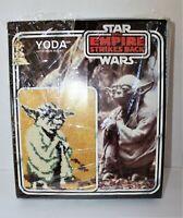 VTG Star Wars Yoda Latch Hook Rug Kit The Empire Strikes Back 1980