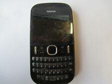 Nokia Asha 201 - Black Untested Spares Or Repair