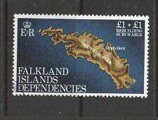 Falkland DEPS 1982 RICOSTRUZIONE fondo VFU SG 112