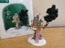 Dept 56 North Pole - Elf Tree House