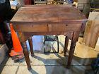 Antique Stand Up Desk