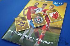 PANINI FIFA 365 2020, complete loose sticker set S1 - S63 + empty album