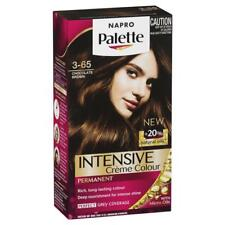 Napro Palette 3.65 Choclate Brown Healthy Shine, 100% Grey Coverage