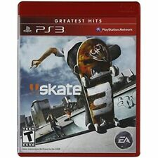 Skate 3 [PlayStation 3, Greatest Hits, EA] New FACTORY SEALED