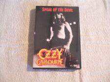 "Ozzy Osbourne ""Speak of the Devil""  DVD 74 min."