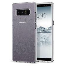 Spigen® Samsung Galaxy Note 8 [Liquid Crystal Shine] Slim Clear Case TPU Cover