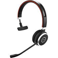 Jabra Jabra Evolve 65 UC Mono, Headset, schwarz