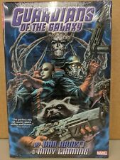 Guardians of the Galaxy omnibus  Abnett/Lanning 2008 series Marvel new/sealed
