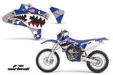 AMR Racing Yamaha YZ 250F/450F Shroud Graphic Kit MX Bike Decals 03-05 WARHAWK U