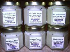 Bienenhonig 6 verschiedene 50g Gläser Imker Nektar Honig von Chemnitztalimkerei