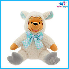 """Disney Winnie The Pooh 11"""" Easter Plush Doll Toy brand new with tags"""