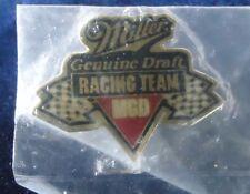 Miller Genuine Draft Racing MGD Pin New in Package