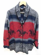 Ronda Stark Cactus Rodeo Car Coat, Made in USA, Style 875YS, Size X-Large