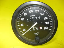 BMW r100 GS r80 GS TACHOMETER MOTOMETER 100mm w715 11/34 SPEEDOMETER