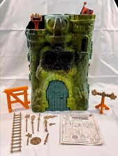 He-Man Masters of The Universe CASTLE GRAYSKULL Complete, Vintage 1981 MOTU