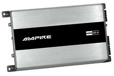 Ampire mbm100.4-4-kanal amplificador 12v COCHE vehículo DIGITAL