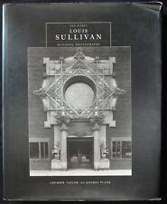 Louis Sullivan Building Potographs de Crombie Taylor 2001