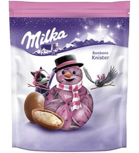 milka milk chocolate bonbons popping candy pouch 86g **Bbe March 21**