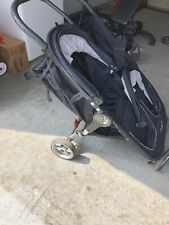 New ListingBaby Jogger City Mini Gt Double Standard Double Seat Stroller - Black/Shadow