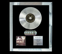 EMINEM THE MARSHALL MATHERS LP 2 MULTI (GOLD) CD PLATINUM DISC FREE POSTAGE!!
