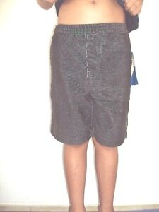 NEW VOLCOM BIG YOUTH FRICKIN ELASTIC SHORT PANT size 10-12 A271 $45
