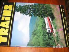 Revue TRAINS n°35 B.V.Z Novatrans Autorail  BB 16000