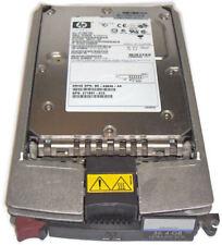 DISQUE DUR SCSI ULTRA 320 SCA 36.4 GO 15K + CADDIE HP