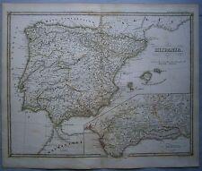 1850 Spruner historical map HISPANIA (#5)
