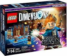 LEGO Dimensions - Fantastic Beasts Story Pack - 71253 - Brand New