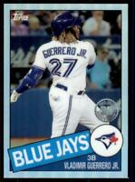 2020 Topps Chrome 1985 #85TC-6 Vladimir Guerrero Jr. - Toronto Blue Jays