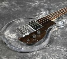 TOp Quality Customized Starshine  Electric Bass Guitar Lefthand Acrylic Body