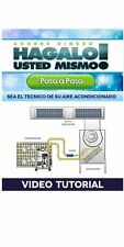 VIDEO TUTORIAL AIRE ACONDICIONADO