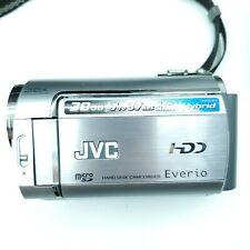 JVC Everio GZ-MG330HU Hard Disk Camcorder 30GB + Accessories